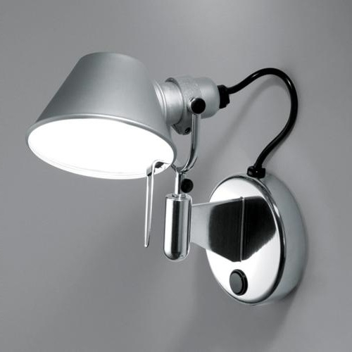 wandlamp artemide tolomeo faretto micro artemide. Black Bedroom Furniture Sets. Home Design Ideas