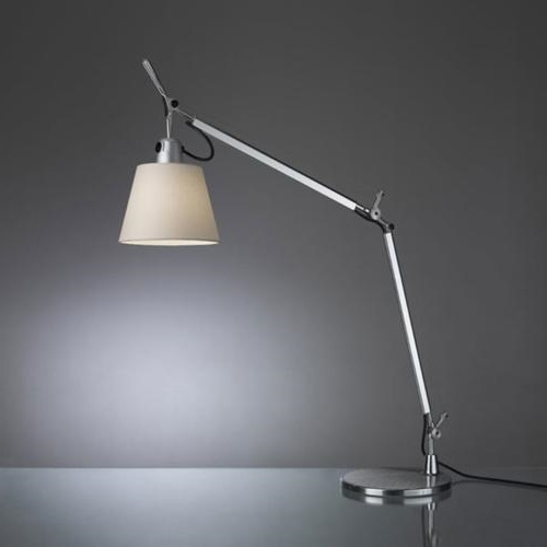 tafellamp artemide tolomeo tavolo basculante 18 cm kap tolomeo. Black Bedroom Furniture Sets. Home Design Ideas