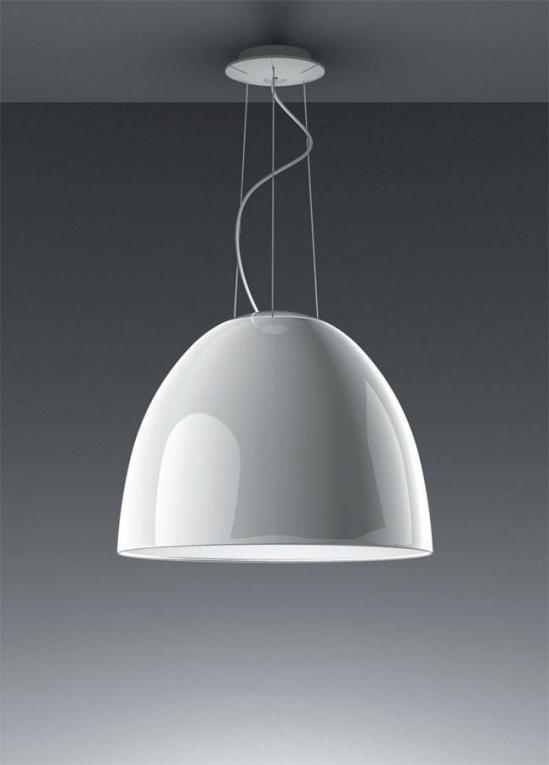 Hanglamp Artemide Nur Gloss Sospensione Halo - Artemide - Lamp123.nl