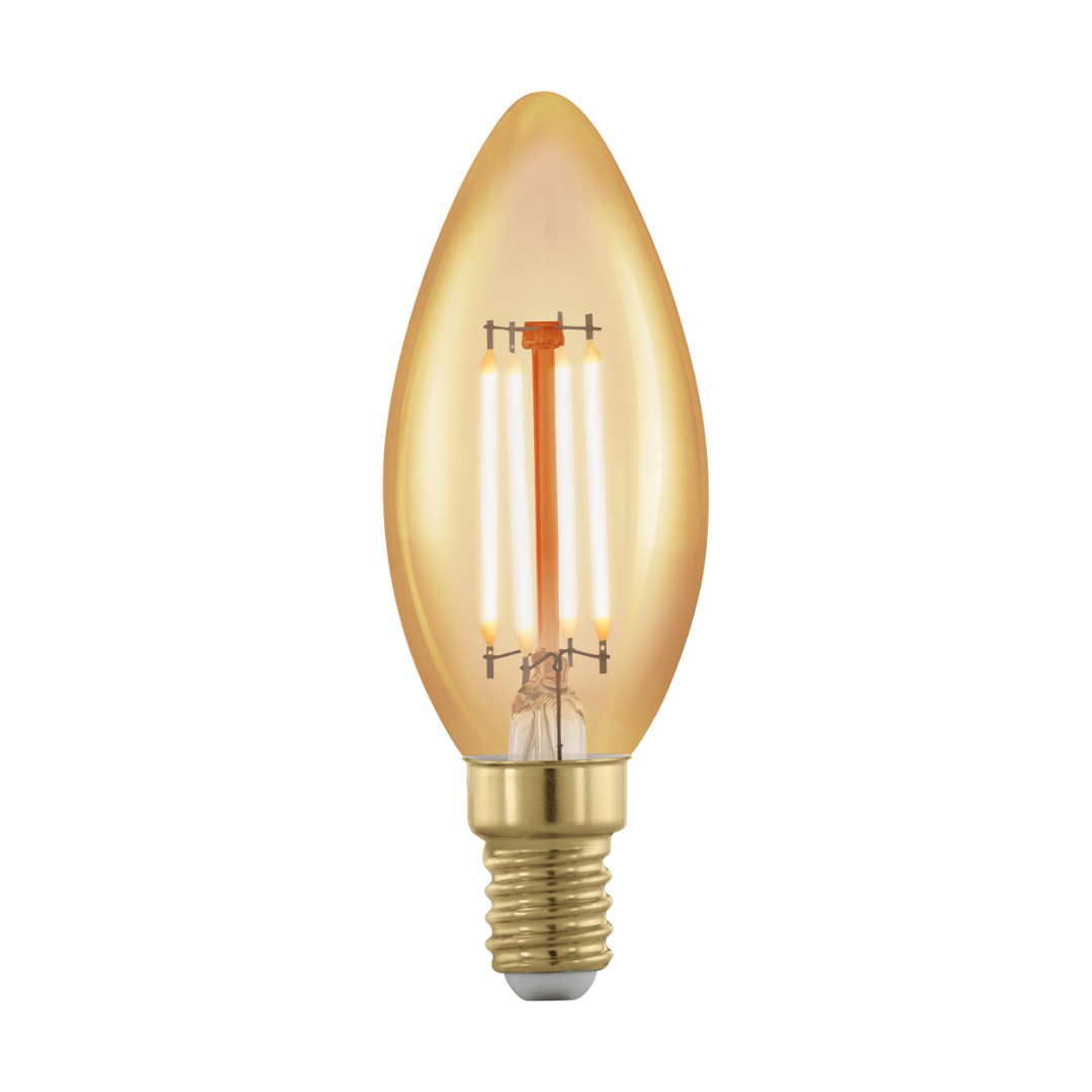 Eglo Led Kaars Dimbaar 4w E14 Lamp 11698 1JlFTcK3
