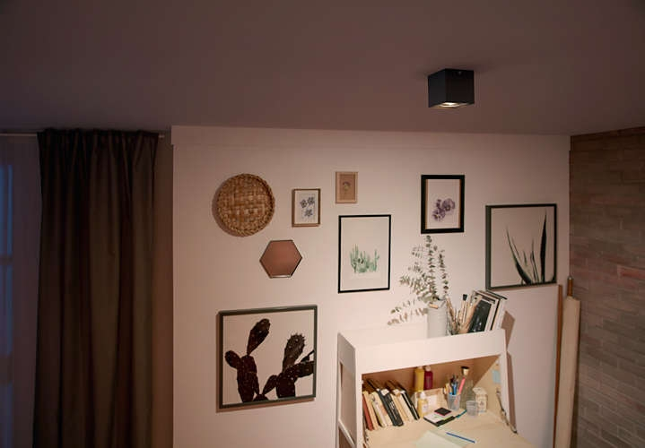 opbouwspot philips myliving box 5049130p0 myliving. Black Bedroom Furniture Sets. Home Design Ideas