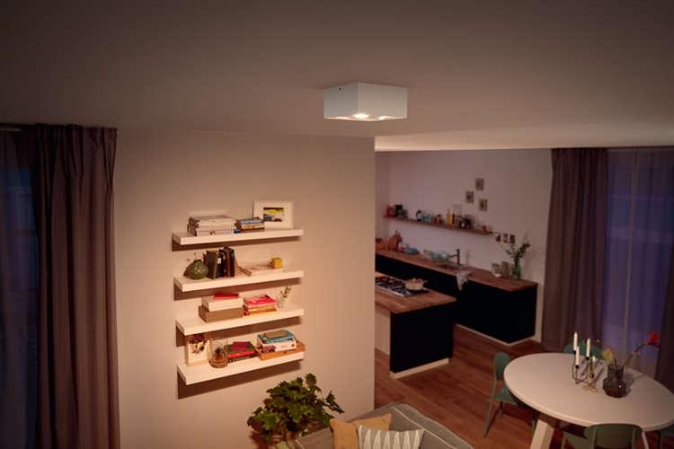 opbouwspot philips myliving box 5049431p0 myliving. Black Bedroom Furniture Sets. Home Design Ideas