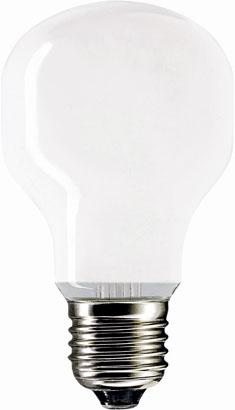 10x e27 gloeilamp 40 watt softone gloeilampen for Lampen 40 watt