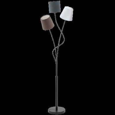 Uitzonderlijk Vloerlamp Eglo Maronda 94995 - Vloerlampen - Lamp123.nl QP05