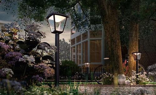 Maak Eigen Lichtplan : Maak zelf een lichtplan voor uw tuin lamp